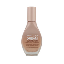 Maybelline Dream Wonder Fluid Touch Foundation 50 Creamy Natural 20ml