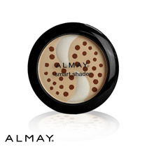 Almay Smart Shade Skin Balancing Pressed Powder 300 Medium 5.7g