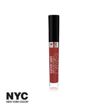 NYC Expert Last Lip Lacquer 600 Turtle Bay Toffee 3.7ml