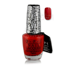 OPI Red Shatter Nail Lacquer 15ml