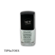Tips & Toes Action Proof Nail Polish 24 Pastel Blue