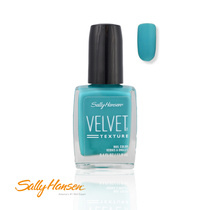 Sally Hansen Velvet Texture Nail Color 660 Plush (Teal) 11.8ml