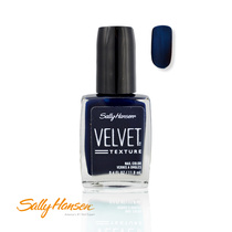 Sally Hansen Velvet Texture Nail Color 680 Deluxe (Deep Blue) 11.8ml