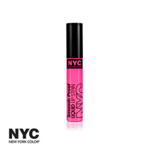 NYC Smooch Proof Liquid Lip Stain 300 In The Spotlight 7ml