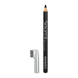 Bourjois Eyebrow Pencil With Brush 01 Noir Ebene