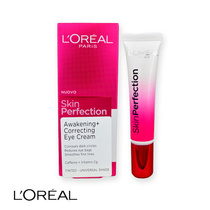 L'Oreal Awakening + Correcting Eye Cream 15ml