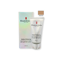 Elizabeth Arden Visible Whitening Multi Targeted UV Shield BB Cream SPF30 Shade 02 30ml