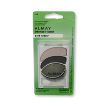 Almay Intense I-Color Eye Shadow Bold Nudes 414 Greens 3.4g