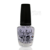OPI Top Coat Nail Lacquer 15ml