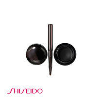 Shiseido The Makeup Accentuating Cream Eyeliner With Brush - 1 Black 4.5g