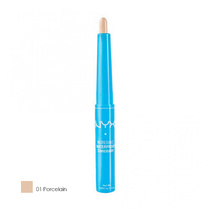 NYX Incredible Waterproof Concealer Stick 01 Porcelain 1.4g