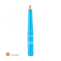 NYX Incredible Waterproof Concealer Stick 05 Medium 1.4g