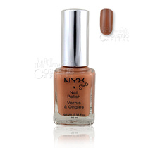 NYX Girls Nail Polish 134 Dark Beige 10ml
