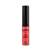 NYX Glam Lip Gloss Aqua Luxe 08 Paint The Town 7ml
