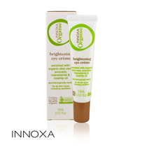 Innoxa Organic Brightening Eye Creme 15ml