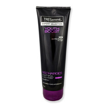 Tresemme Youth Boost Shampoo Recharges Youthful Fullness 250ml