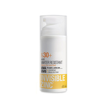 Invisible Zinc 4hr Water Resistant Spf 30+ 100ml