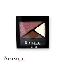 Rimmel Glam Eyes Trio Eye Shadow 624 Lynx 4.2g