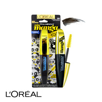 L'Oreal Voluminous Miss Manga Rock Waterproof Mascara 389 Blackest Black 8.1ml