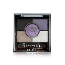 Rimmel Glam Eyes HD 5 Colour Eye Shadow 030 Purple Crown 3.8g