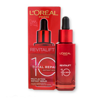 L'Oreal Revitalift 10 Total Repair Multi-Action Instant Serum 30ml