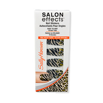 Sally Hansen Salon Effects Nail Stickers 150 Faux Real