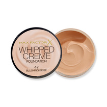 Max Factor Whipped Creme Foundation 47 Blushing Beige 18ml