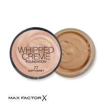 Max Factor Whipped Creme Foundation 77 Soft Honey 18ml