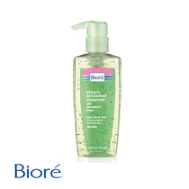 Biore Steam Activated Cleanser Oil Free Green Tea 147ml