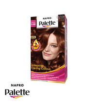 Napro Palette Intensive Caring Permanent Hair Colour 5.68 Chestnut