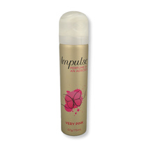 Impulse Perfume In An Aerosol Very Pink 75ml