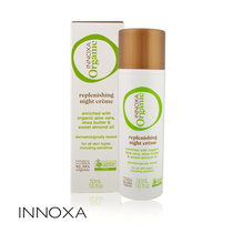 Innoxa Organic Replenishing Night Creme 50ml