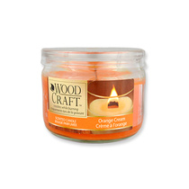 Woodcraft Scented Candle Orange Cream 85g