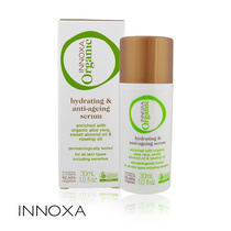 Innoxa Organic Hydrating & Anti Ageing Serum 30ml