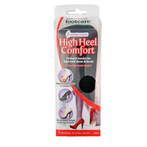 Footcare High Heel Comfort Orthotic Insoles 1 Pair