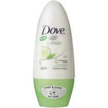 Dove Anti Perspirant Deodorant Roll On Go Fresh Cucumber & Green Tea Scent 50ml