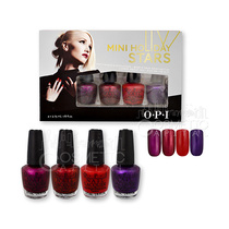 OPI Mini Holiday Stars Nail Polish Set 4 Pack