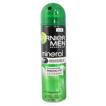 Garnier 150ml Mineral Deodorant Invisible For Men