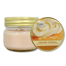 Bakery Shoppe Cream Vanilla Scented Candle 85g