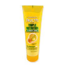 Garnier Fructis Triple Nutrition 3-Minute Undo Dryness Reversal Treatment Avocado, Olive & Almond 250ml