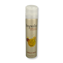 Impulse Perfume In An Aerosol Merely Musk 75ml