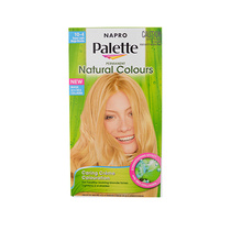 Napro Palette Natural Colours Permanent Hair Colour 10-4 Super Light Beige Blonde