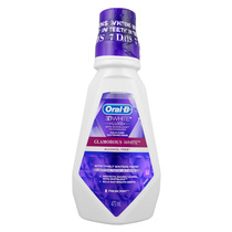 Oral B 3D White Luxe Whitening Rinse Fresh Mint 473ml