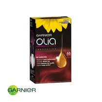 Garnier Olia Permanent Hair Colour 4.6 Deep Red