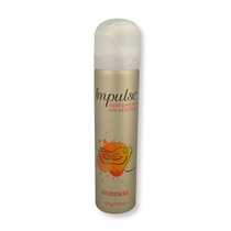 Impulse Perfume In An Aerosol Goddess 75ml