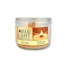 Woodcraft Scented Candle Vanilla Sugar 85g