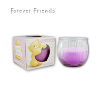 Forever Friends Lovely Lovely Lavender Scented Candle 85g