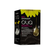 Garnier Olia Permanent Hair Colour 3.0 Soft Black