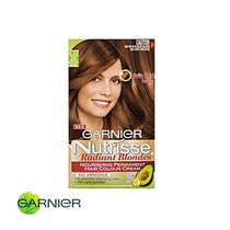 Garnier Nutrisse Permanent Hair Colour 6.32 Dark Golden Iridescent Blonde