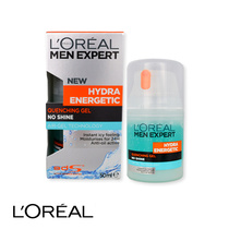 L'Oreal Men Expert Hydra Energetic Quenching Gel Instantly Icy Feeling 50ml
